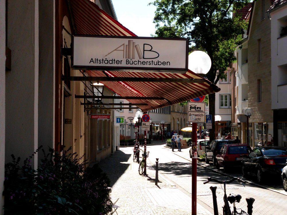 Neu! Virtueller Rundgang der Altstädter Bücherstuben.